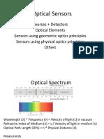 2 Optical Sensors