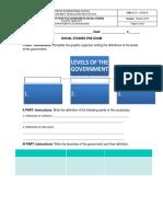 Step 4 Social Studies Worksheet