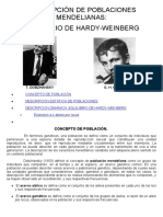 26a Genética Evolutiva. Hardy Weinberg