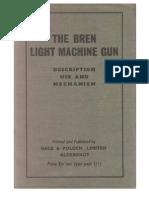 Bren Gun Manual