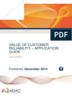 Australia VCR Application Guide Final Report