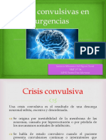 Crisis Convulsivas en Urgencias