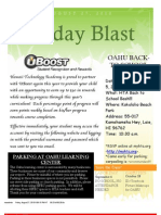 August 27 Blast