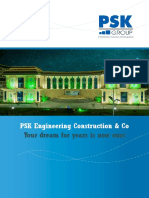 Psk Group Company Brochure