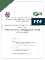 P3-Métodos Analiticose Instrumentales