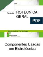 Apresentação Eletrotecnica Geral
