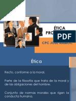 00 Ética Profesional