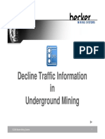 Decline Traffic Information System_V1.0_2010