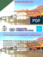 3. Herramientas TIC en El Aula FFI