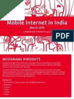 Medianama Mobile Internet Data March 2015