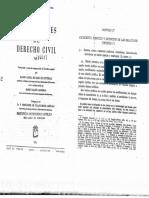 BARASSI LODOVICO. Hechos, Actos y Negocios Jurídicos - LECTURA 2