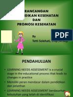 Rancangan Pendidikan kesehatan dan promosi Kesehatan.pdf