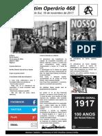 Boletim Operário 468