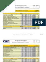 Descargar Lista de Precios Laboratorio Suelos, Concretos y Pavimentos