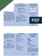 Research Methodology- Brochure