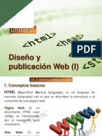 UD02 Diseño y Publicación Web (I)
