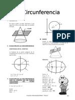 IV BIM - 5to. Año - GEOM - Guía 7 - La Circunferencia.doc