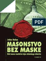John Salsa - Masonstvo Bez Maske