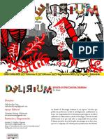 Revista de Psicología Delirium VIII