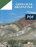 Geologia Argentina