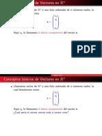 Clase uno algebra Lineal