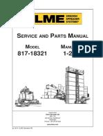 Elme Spreader Manual