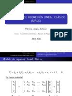 Clase1 Supuestos Del MRLC