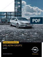 AOC Catalog Astra-K Sports Tourer Central Market English