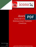 Anexo I Actas Ciudades Creativas 09