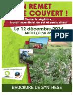 Brochure Colloque on Remet Le Couvert 12-12-2014
