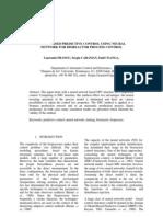 Model Based Predictive Control Using Neural Network for Bio Reactor Process Control