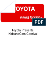 kids and cars carnival