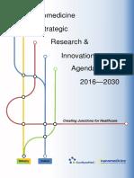 Nanomedicine SRIA 2016-2030