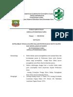 9.1.1.1. SK Kewajiban Semua Praktisi Klinis Berperan Aktif Dalam Upaya Peningkatan Mutu.doc
