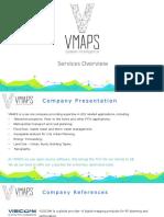VMaps Services Overview Final