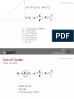 Slides Aula - Custo de Capital