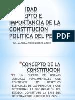 2 Diapositivas Constitucion Politica