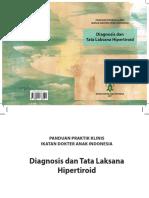 Panduan Praktik Klinis Diagnosis Dan Tatalaksana Hipertiroid
