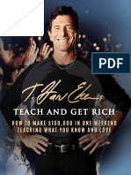 Teach and Get Rich Workbook