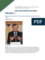 Incontro Di Civiltà o Scontro Di Civiltà - Intervista Allo Storico Alessandro Barbero