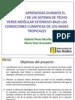 Techos Verdes Bogota Colombia