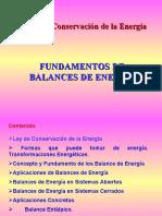 Fundamentos de Balances de Energia