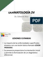 14. Clase Dermatología 2V