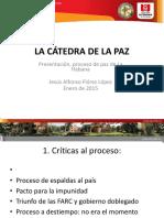 Presentacion Catedra Paz 1