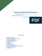 01 Acta de Constitución Del Proyecto (Template-pmstudykit)