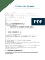 JSP - EL (Expression Language)