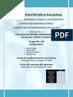 207413513 Informe 2 Calculo de Intercambiadores de Tubos y Coraza