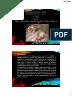Teoria de Sistema de Potencia Electrica (Sesión 03)