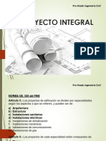 El Proyecto Arquitectónico y el Ámbito Legal.ppt