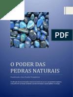 eBook O Poder Das Pedras Naturais